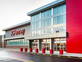 JCPenney store front