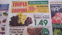 Harris Teeter Triple Coupons Ad