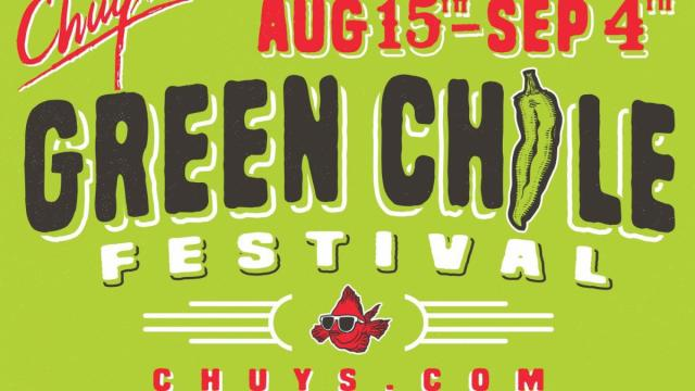 Chuy's Green Chili Festival