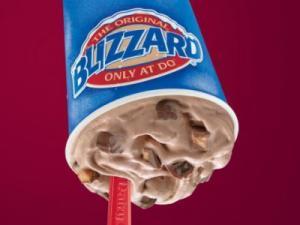 Dairy Queen Blizzard (photo via Business Wire)