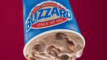 IMAGE: FREE Dairy Queen Blizzard!