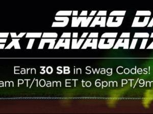 Swagbucks Swag Dash Extravaganza