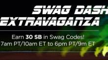 IMAGE: Swagbucks Swag Code Extravaganza