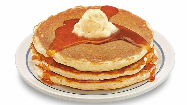 IHOP Short Stack of Buttermilk Pancakes