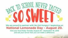 IMAGE: Ruby Tuesday: 25 cent lemonade with purchase today