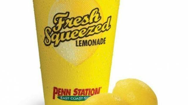 Penn Coast lemonade