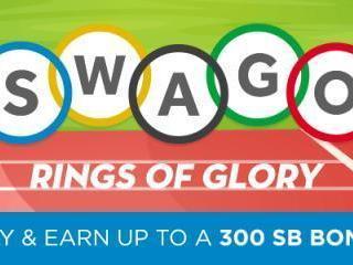 Swagbucks Swago Olympic Rings
