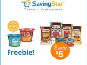 Savingstar freebie offer