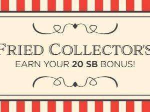 Swagbucks Deep Fried Collector's Bills