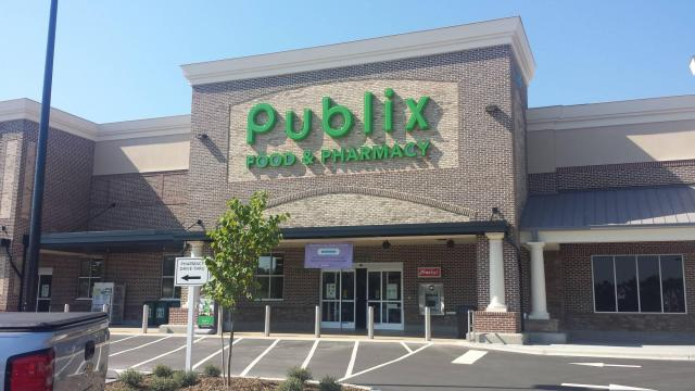 Publix in Wake Forest, NC opens September 7, 2016