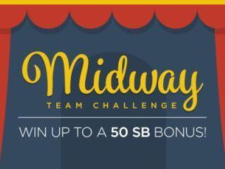 Swagbucks Midway Team Challenge