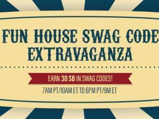 Swagbucks Fun House Extravaganza