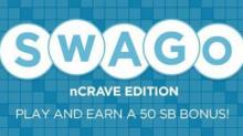 IMAGE: Swagbucks nCrave Swago starts Monday