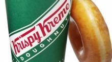 IMAGE: FREE Krispy Kreme coffee AND doughnut on 9/29!