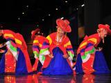 International Festival dancers