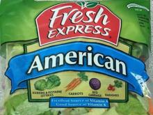Fresh Express American Salad