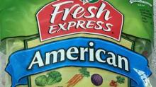 IMAGE: Fresh Express Salad recall