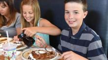 IMAGES: IHOP: Kids eat free with purchase
