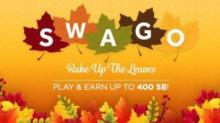 IMAGE: New Swagbucks SWAGO starts Monday, October 10