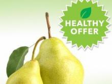 Savingstar discount on pears