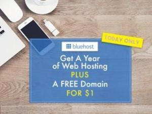 Swagbucks Bluehost offer