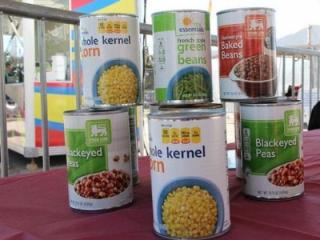 Food Lion Canned Vegetables