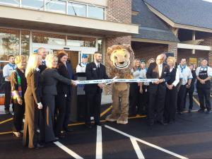 Grand Opening Ribbon Cutting Ceremony