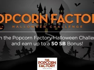 Swagbucks Popcorn Factory Team Challenge