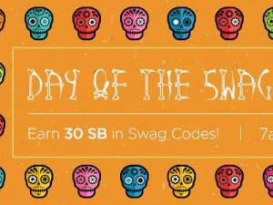 Swagbucks Day of the Swag Extravaganza