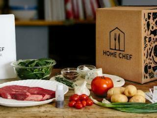 Home Chef offer through Swagbucks