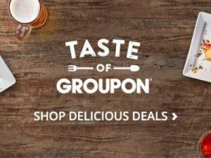 Groupon restaurant deals
