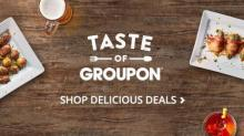 IMAGE: Groupon 20% coupon for restaurants, massages & activities