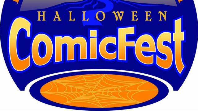 Halloween ComicFest logo (courtesy of diamondcomics.com)