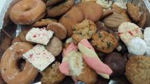 IMAGES: Smart Shopper Coupon & Cookie Swap & Food Drive Saturday