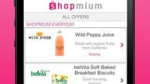 IMAGE: Shopmium joining Coupons.com App