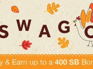 Swagbucks Thanksgiving Swago