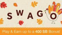 IMAGE: New Swagbucks Swago starts Monday