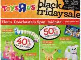 Toys R Us Black Friday ad 2016