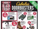 Cabela's Black Friday ad
