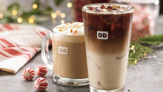 Dunkin' Donuts National Espresso Day offer