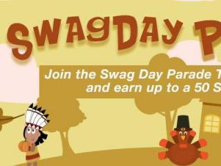 Swagbucks Swag Day Parade Team Challenge