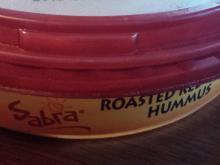 Sabra Hummus package