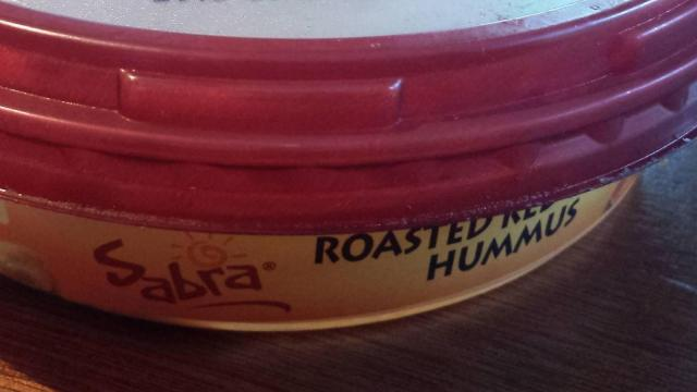 Sabra Hummus package
