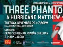 Three Phantoms in Concert