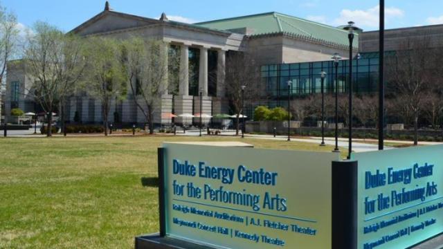Duke Energy Center photo