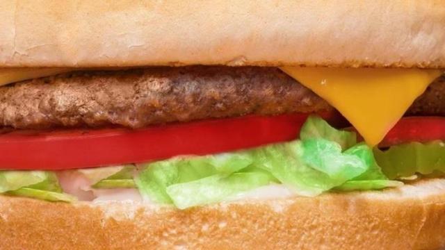 Sonic Cheeseburger