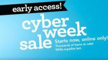 IMAGE: Hot Cyber Monday deals available Sunday!