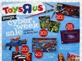 Toys R Us Cyber Monday Ad