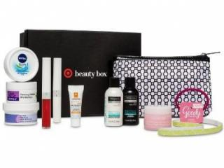 Taget Beauty Box December 2016