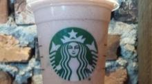 IMAGE: Starbucks 1/2 price Frappuccinos TODAY!